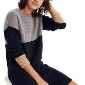**HOST PICK** Madewell BNWT sweater dress WOOL